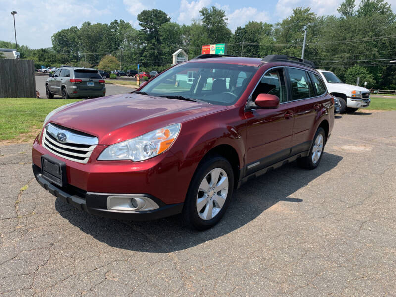 2012 Subaru Outback for sale at Manchester Auto Sales in Manchester CT