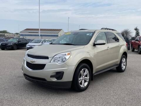 2015 Chevrolet Equinox for sale at Betten Baker Preowned Center in Twin Lake MI