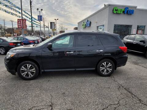 2017 Nissan Pathfinder for sale at Car One in Essex MD