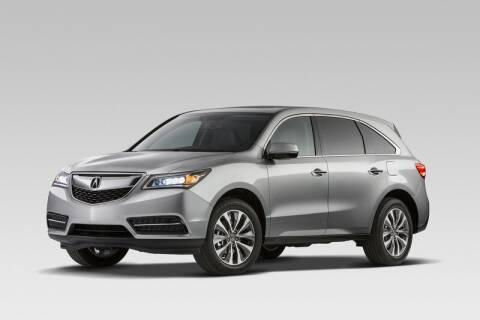 2016 Acura MDX for sale at Somerville Motors in Somerville MA