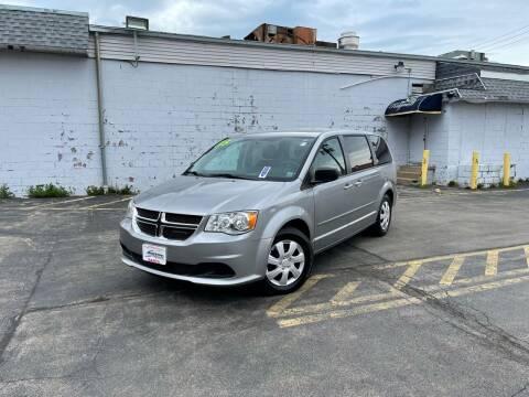 2015 Dodge Grand Caravan for sale at Santa Motors Inc in Rochester NY