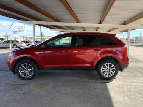 2013 Ford Edge for sale at Kann Enterprises Inc. in Lovington NM