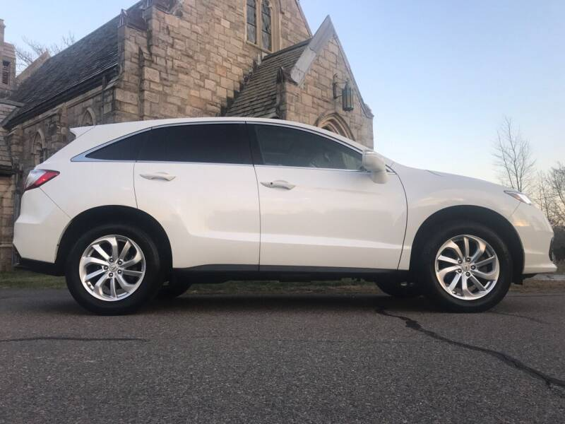 2018 Acura RDX for sale at Reynolds Auto Sales in Wakefield MA