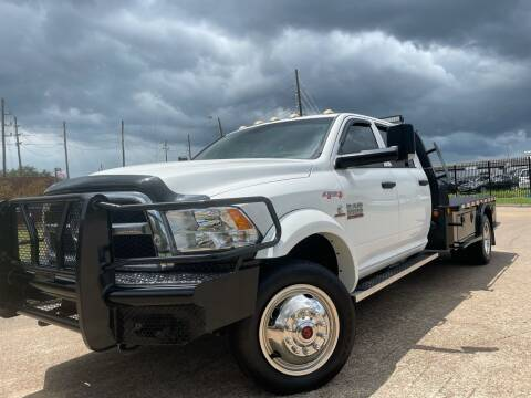 2014 RAM Ram Chassis 5500 for sale at TWIN CITY MOTORS in Houston TX