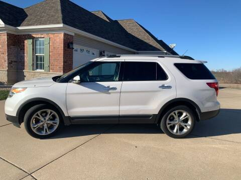 2011 Ford Explorer for sale at Revolution Motors LLC in Wentzville MO