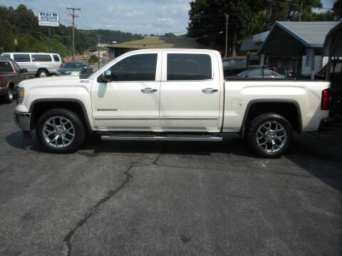 2014 GMC Sierra 1500 for sale at D & B Auto Sales & Service in Martinsville VA