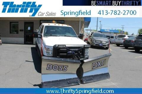 2016 Ford F-250 Super Duty for sale at Thrifty Car Sales Springfield in Springfield MA
