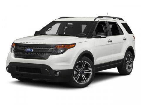 2014 Ford Explorer for sale at Crown Automotive of Lawrence Kansas in Lawrence KS