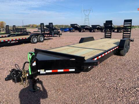2022 Midsota ST-24 15.4K Equipment #0415 for sale at Prairie Wind Trailers, LLC in Harrisburg SD