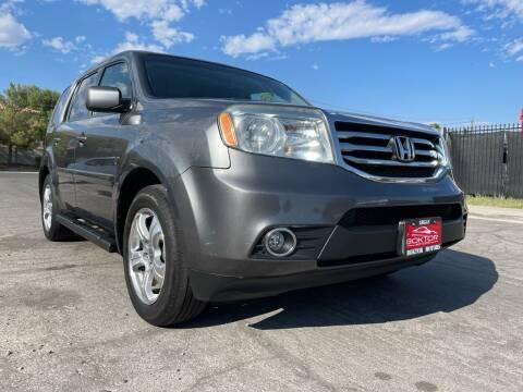 2012 Honda Pilot for sale at Boktor Motors in Las Vegas NV