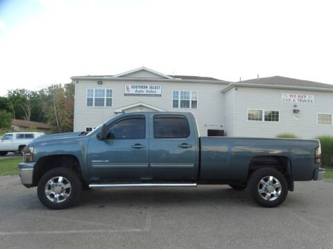 2012 Chevrolet Silverado 3500HD for sale at SOUTHERN SELECT AUTO SALES in Medina OH