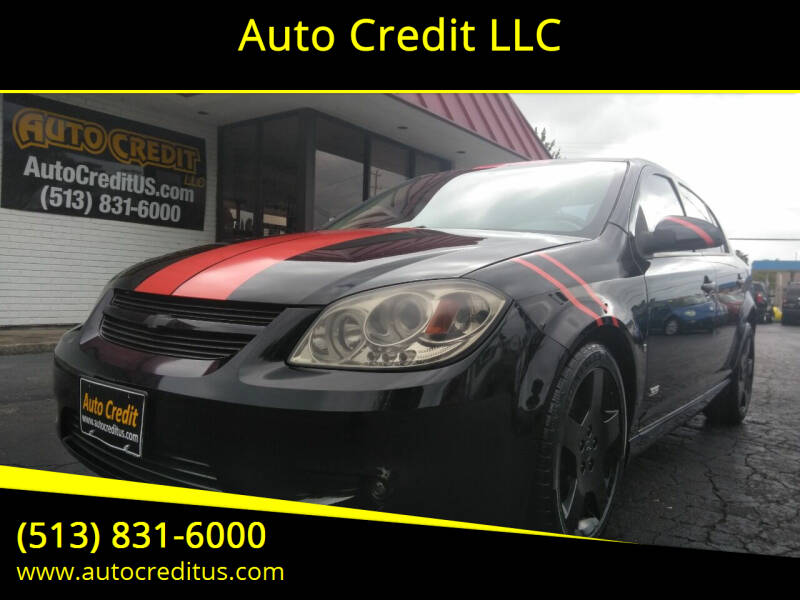 2007 Chevrolet Cobalt for sale at Auto Credit LLC in Milford OH
