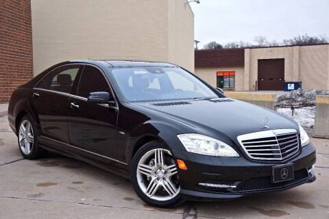 2012 Mercedes-Benz S-Class for sale at Effect Auto Center in Omaha NE