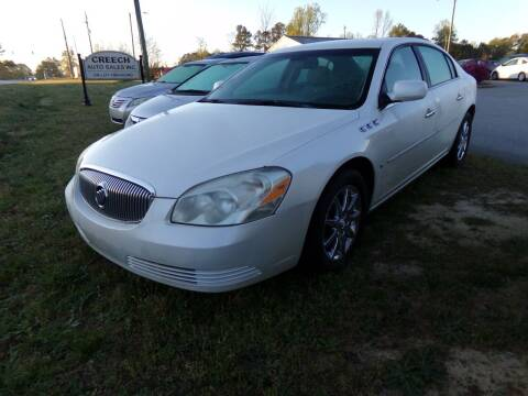 2008 Buick Lucerne for sale at Creech Auto Sales in Garner NC