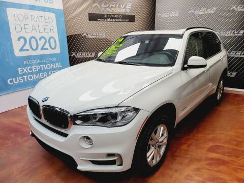 2014 BMW X5 for sale at X Drive Auto Sales Inc. in Dearborn Heights MI