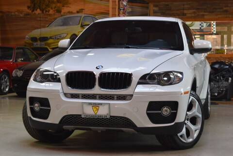 2012 BMW X6 for sale at Chicago Cars US in Summit IL