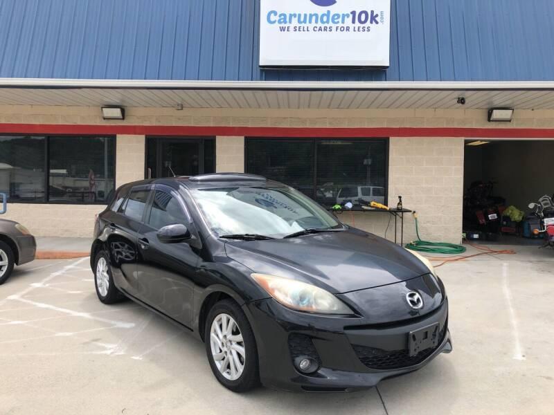 2012 Mazda MAZDA3 for sale at CarUnder10k in Dayton TN