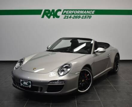2012 Porsche 911 for sale at RAC Performance in Carrollton TX