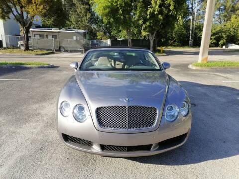 2007 Bentley Continental for sale at Best Price Car Dealer in Hallandale Beach FL