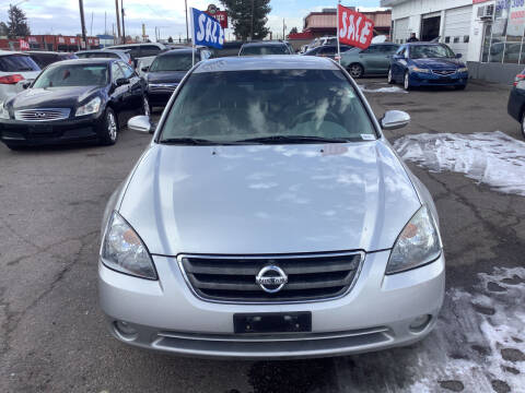 2003 Nissan Altima for sale at GPS Motors in Denver CO