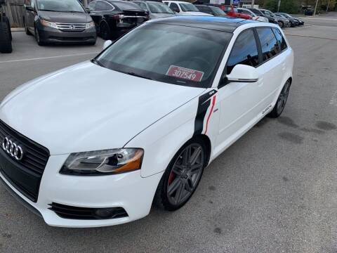 2010 Audi A3 for sale at Z Motors in Chattanooga TN