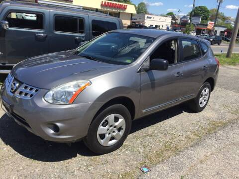 2012 Nissan Rogue for sale at Thomas Anthony Auto Sales LLC DBA Manis Motor Sale in Bridgeport CT