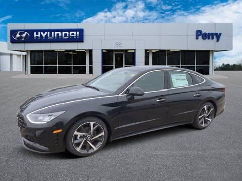 2021 Hyundai Sonata for sale at AutoJacksTX.com in Nacogdoches TX