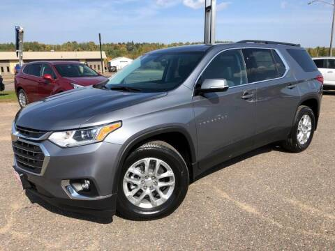 2020 Chevrolet Traverse for sale at STATELINE CHEVROLET BUICK GMC in Iron River MI