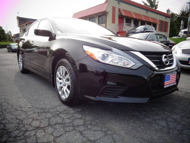 2017 Nissan Altima for sale at Quickway Exotic Auto in Bloomingburg NY