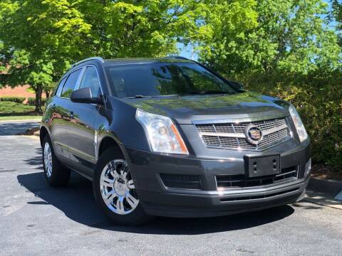 2010 Cadillac SRX for sale at William D Auto Sales in Norcross GA