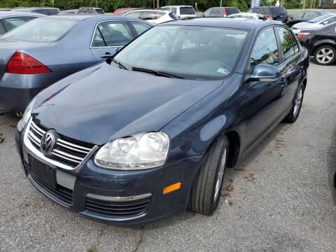 2010 Volkswagen Jetta for sale at Cars Of Rockville in Rockville MD