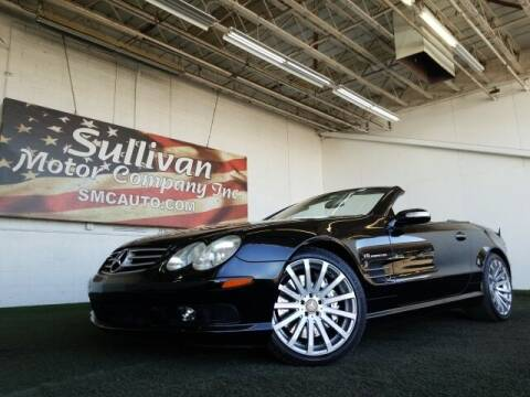 2006 Mercedes-Benz SL-Class for sale at SULLIVAN MOTOR COMPANY INC. in Mesa AZ