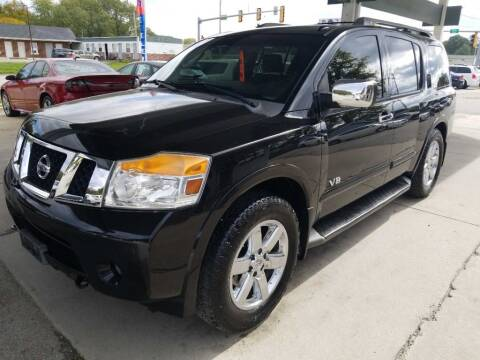 2009 Nissan Armada for sale at SpringField Select Autos in Springfield IL