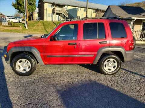 2003 Jeep Liberty for sale at Knoxville Wholesale in Knoxville TN