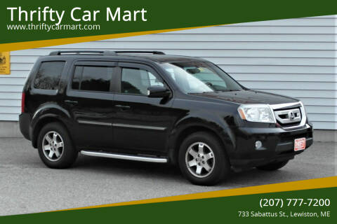 2011 Honda Pilot for sale at Thrifty Car Mart in Lewiston ME