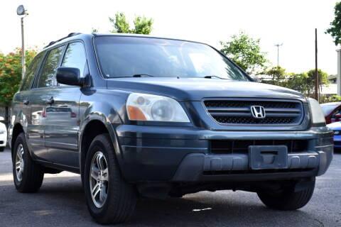 2005 Honda Pilot for sale at Wheel Deal Auto Sales LLC in Norfolk VA
