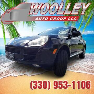 2006 Porsche Cayenne for sale at Woolley Auto Group LLC in Poland OH