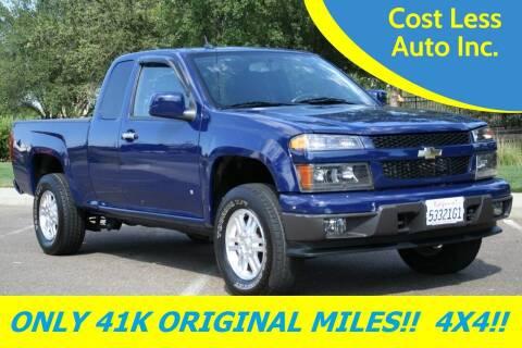2009 Chevrolet Colorado for sale at Cost Less Auto Inc. in Rocklin CA