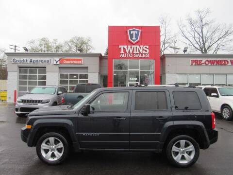 2014 Jeep Patriot for sale at Twins Auto Sales Inc in Detroit MI