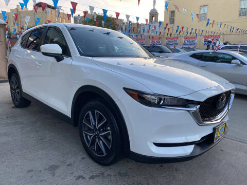 2018 Mazda CX-5 for sale at Elite Automall Inc in Ridgewood NY