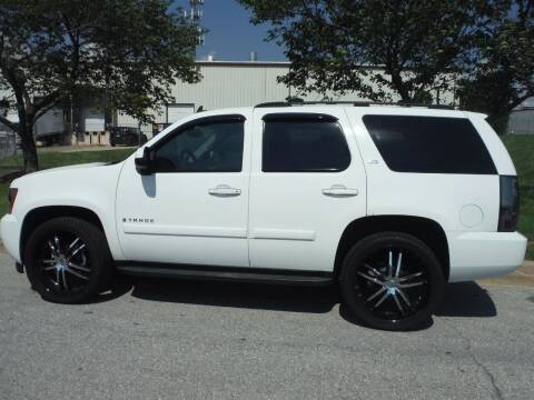 2007 Chevrolet Tahoe for sale at TruckMax in N. Laurel MD