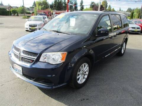 2013 Dodge Grand Caravan for sale at GMA Of Everett in Everett WA