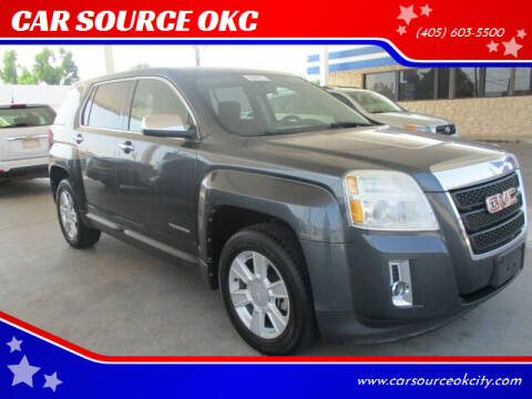 2010 GMC Terrain for sale at Car One in Warr Acres OK