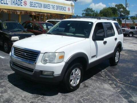 2006 Ford Explorer for sale at Autos by Tom in Largo FL