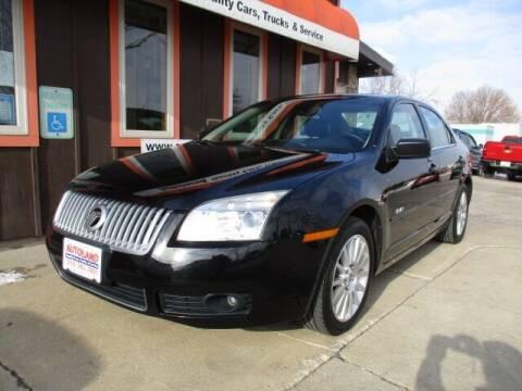2008 Mercury Milan for sale at Autoland in Cedar Rapids IA