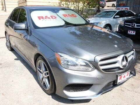 2016 Mercedes-Benz E-Class for sale at R & D Motors in Austin TX