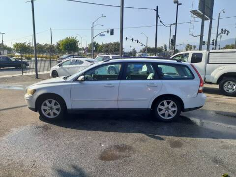 2006 Volvo V50 for sale at RN AUTO GROUP in San Bernardino CA