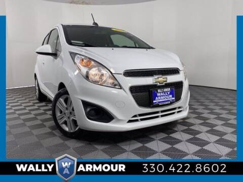 2015 Chevrolet Spark for sale at Wally Armour Chrysler Dodge Jeep Ram in Alliance OH
