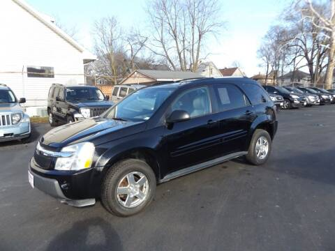 2005 Chevrolet Equinox for sale at Goodman Auto Sales in Lima OH
