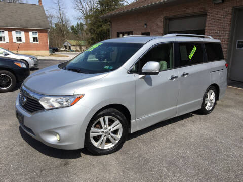 2011 Nissan Quest for sale at McNamara Auto Sales - Hanover Lot in Hanover PA